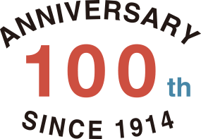 ANNIVERSARY 100th SHINCE1914